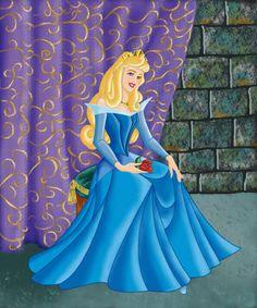 Fan Art of Sleeping Beauty. for fans of Princess Aurora 20861460 Sleeping Beauty Characters, Disney Sleeping Beauty, Official Disney Princesses, Disney Princesses And Princes, Disney Princess Aurora, Disney Princess Pictures, Disney Love, Disney Art, Walt Disney