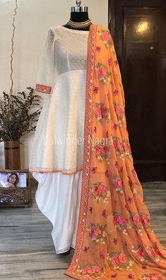 Indian Suits, Indian Attire, Indian Wear, Indian Dresses, Punjabi Suits, Ethnic Trends, Afghan Dresses, Desi Wear, Pakistan Fashion