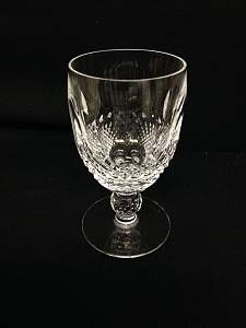 Lot 027 Set Of 12 Colleen Waterford Claret Wine Glasses - Online Auction by Invited Sales