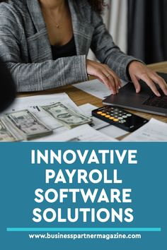 For easy, fast, and accurate payment of employees, sophisticated and extensive payroll software meets all the needs of the finance department for small, medium, and large companies. #Payroll #PayrollSoftware