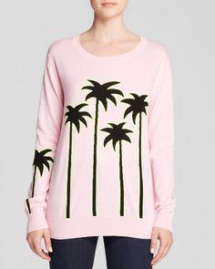 Markus Lupfer Sweater - Palm Tree Natalie