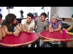 If you haven't seen One Direction on Much Music watch it here :)