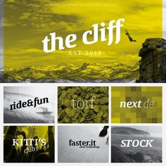 Conto Slab Font Family by Nils Thomsen