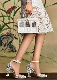 Discover the new Dolce & Gabbana Women's Botanical Garden Collection for Fall Winter 2016 2017 and get inspired. Discover the new Dolce & Gabbana Women's Botanical Garden Collection for Fall Winter 2016 2017 and get inspired. Dr Shoes, Crazy Shoes, Cute Shoes, Me Too Shoes, Trendy Shoes, Dolce & Gabbana, Fashion Bags, Fashion Shoes, Fashion Accessories
