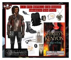 Syn from Sherrilyn Kenyon's League®: Nemesis Rising