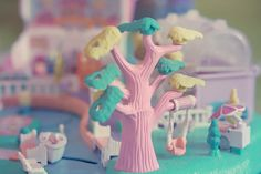 #Pastel Polly Pocket Toys
