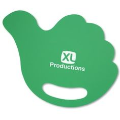 Get your message into more hands with personalized fans!