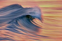 Breathtaking Long-Exposure Pics Of Waves