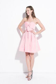Robe Taffetas Spring ROSE FANE 1 #sinequanone