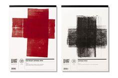 Cass Art Cartridge Branding | Design: Pentagram | Client: Cass Art Cartridge Paper | Image 2 of 3