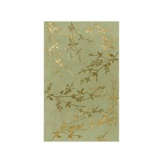 Sienna Floral Hand-Tufted Area Rug