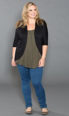 A classic skinny, super-stretchy plus size denim. Slim, skinny fit designed around your curves. The ultimate in day-to-night versatile. Pair these with flats or sky-high pumps. Dress it up with a curve-hugging top or your favorite slouchy tee.