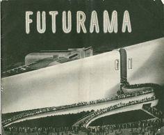 futurama - 1939 worlds fair