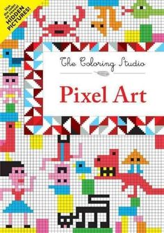 This high-quality collection of thirty-two amazing computer-inspired designs provides countless hours of coloring fun. Everyone loves to color! Now the whole family can relax and enjoy creative time t