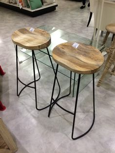 Stools!!! For my kitchen