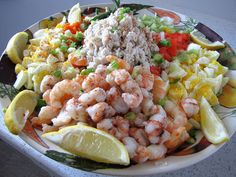 Shrimp Louie is one of my favorite things to eat when I visit San Francisco. In my home state of Florida, I make it with local seafood.