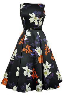 Plus Size Vintage Dresses : Retro, 1950's Style Dresses from Lady Vintage.