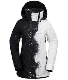 Volcom Bristol Snowboard Jacket - Womens 2017                                                                                                                                                                                 More
