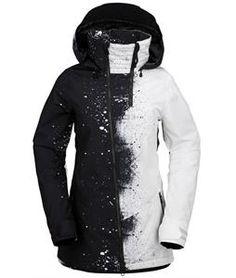 37c7bb89062c Volcom Bristol Snowboard Jacket - Womens