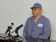 Kenneth Bae, an imprisoned American Christian sentenced to 15 years of hard labor in North Korea for allegedly plotting to overthrow the gov...