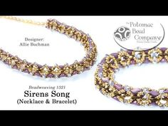 Sirens Song Necklace & Bracelet - YouTube