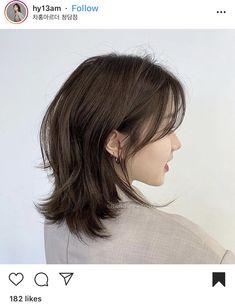 Cute Hairstyles For Medium Hair, Medium Hair Styles, Long Hair Styles, Korean Short Hair, Short Hair Cuts, Hair Inspo, Hair Inspiration, Mullet Hairstyle, Shot Hair Styles