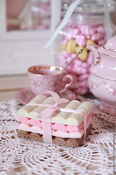 Купить Набор пористого шоколада. Мыльные сладости... - шоколад, шоколадное мыло, шоколадка, подарок коллеге