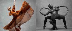 O NYC Dance Project é uma iniciativa destinada a mostrar o mundo mágico da dança. Foi fundada pelo fotógrafo de moda e beleza Ken Browar e a fotógrafa e dançarina Deborah Ory que criaram um photo-book The Art of Movement, trazendo belas imagens de dançarinos em movimento. Veja também: A magia dos bailarinos de Cuba …