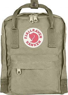 Amazon.com: Fjallraven Kanken Mini Daypack, Putty: Sports & Outdoors