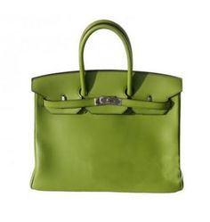 If it were vegan and not $20k I would totally want a Green Birkin.