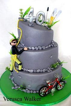 Climbing Cake by ~Verusca on deviantART