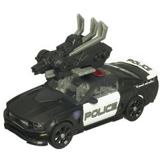BARRICADE doesn't make friends he finds potential victims. His seemingly benevolent police car vehicle mode has been known to trick potential targets into trusting him. BARRICADE has the ability to s. Best Transformers Toys, Transformers Collection, Toddler Toys, Kids Toys, Police Siren, Black Friday Specials, Best Black Friday, Police Cars, Baby Car Seats