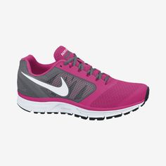 b8a54ccc0eff0 Nike Womens Running Shoes Size 6 M Dual Fusion 2 Dark Grey Synthetic ...