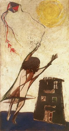 Gazbia Sirry: The Kite (2009.166) | Heilbrunn Timeline of Art History | The Metropolitan Museum of Art