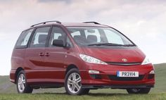 2004 Toyota Previa Best Wallpaper ~ Auto Cars