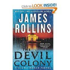 James Rollins - Sigma Force Novel