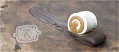 Caramel escargot