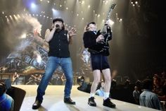 """AC/DC in Philadelphia, PA at what was once known as the """"Wachovia Center"""". It was 2009 and one of the BEST concerts I have EVER been to. The Boys still got it. Ac Dc, Bucket List Life, Before I Die, Personal Development, My Music, Attraction, Stuff To Do, Things I Want, Learning"""