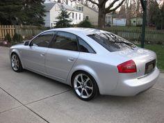 audi A6 2.7t 2002 tuning | Fourtitude.com - 2001 Audi A6 2.7T