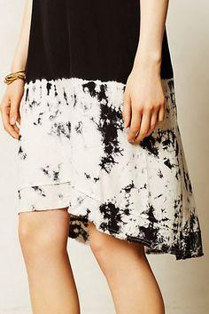 Stonewashed Silk Dress - anthropologie.com