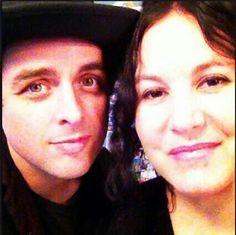 Billie Joe and Adrienne