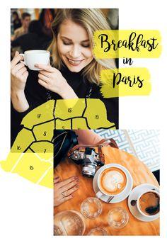 Pariisin parhaat aamupalapaikat