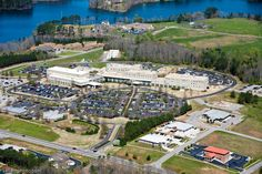 Cullman Regional Medical Center, Cullman, AL - new 115-bed regional hospital and a 80-acre medical campus master plan (in collaboration with TRO/The Ritchie Organization)