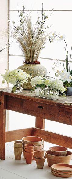 John-Richard Faux Florals