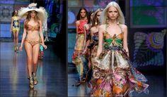 Il trend per la primavera-estate 2012? Le stampe fantasiose!