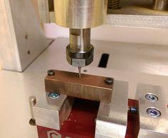 Rocket Hammer Head in Brass - How To - Carbide Community Site Desktop Cnc, Cnc Machine, Community, Brass, 3d, Rice