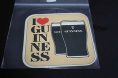 1983 Beermat Guinness Cat 0605 (2G03 10/14)