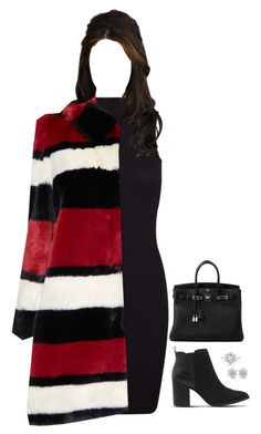 """""""Untitled #1654"""" by r-redstall ❤ liked on Polyvore featuring Office, Miss Selfridge and Alice + Olivia"""