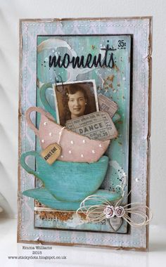 Such a Pretty creation by Emma for the Simon Says Stamp Monday challenge (Coffee or Tea)