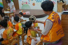 Tzu Tsai #LionsClub (Taiwan) | Lions provided care for disadvantaged children